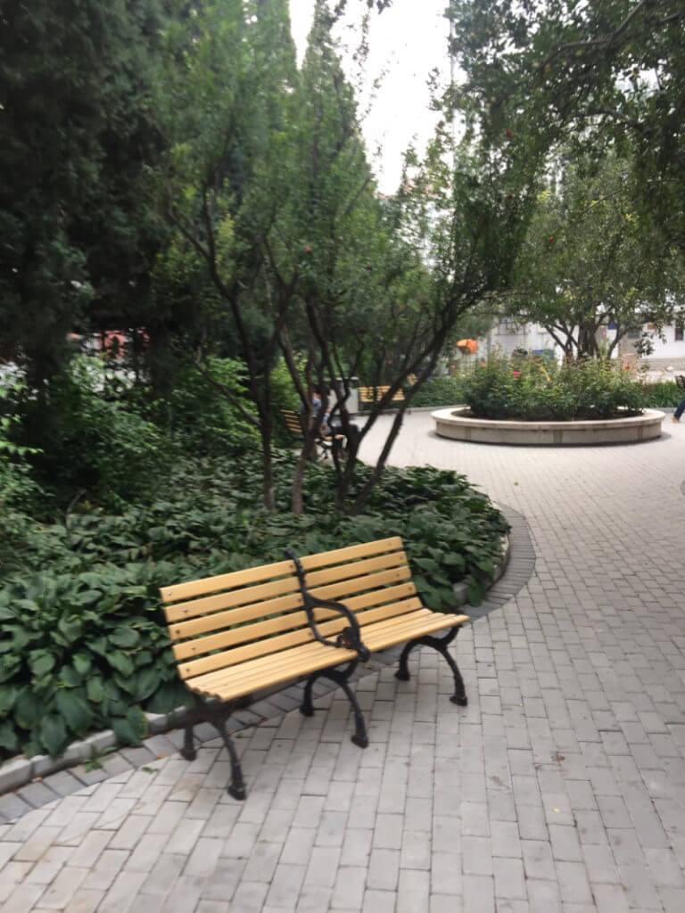 中财本部(学院南路校区)景色随拍